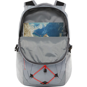 The North Face Borealis Rygsæk Damer, mid grey/juicy red